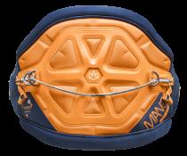 Harnais de kitesurf Homme Manera Exo 2017 Bleu-Orange.