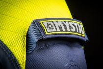 Harnais de kitesurf Mystic Aviator Seat Navy Lime