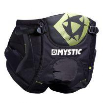Harnais de windsurf Mystic Star Seat S18 Black/Yellow