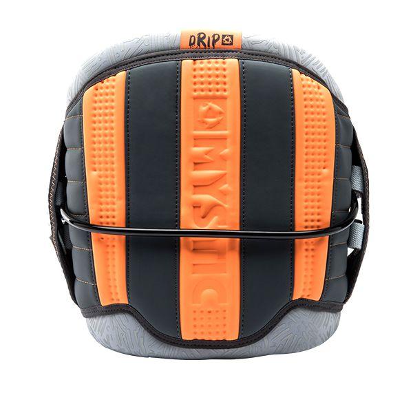 Harnais Mystic Drip Waist Harness Orange Grey Hiver 2017/18