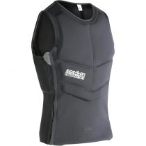 IMPACT VEST HALF PROTECTION BLACK