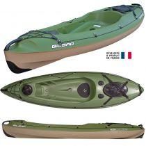 Kayak Bic-Sport Bilbao Fishing vert 2019
