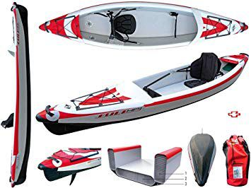 Kayak Bic-Sport FULL HP1 Gonflable 2019
