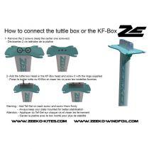 KF Box Adaptator pour foil Zeeko