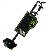 Leash de boadyboard Sniper Regular Wrist coiled