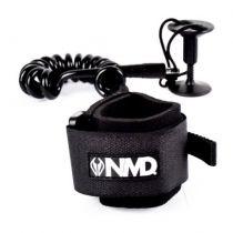 Leash de bodyboard standard NMD S18 black