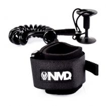 Leash de bodyboard standard NMD S18 black