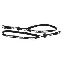 Leash de palme de bodyboard PRIDE S18 Black