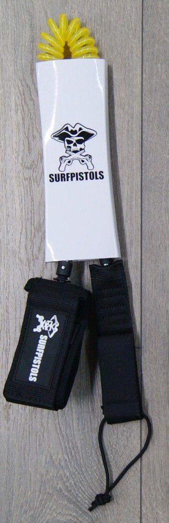 Leash de SUP 8\' coiled Surfpistols