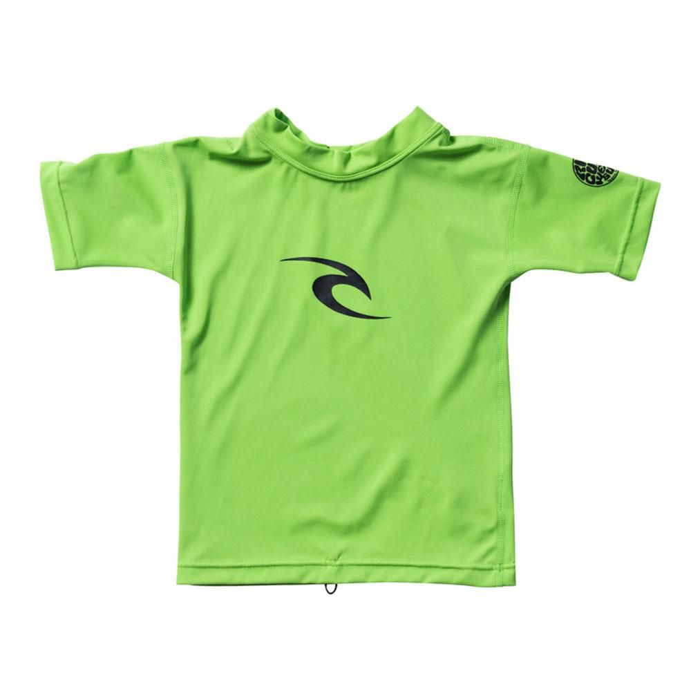 Lycra ML enfant Rip Curl GROM CORPO anti UV S18 Lime