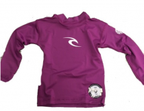 Lycra ML enfant Rip Curl GROM CORPO anti UV S18 Purple