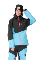 Manteau De Ski Femme Picture Seen Light Blue