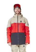 Manteau De Ski Picture Object Red Dark Blue