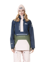Manteau Femme Picture Season Army Green Dark Blue