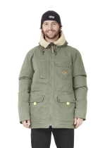 Manteau Picture Montana Army Green