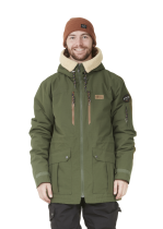 Manteau Picture Vermont Army Green