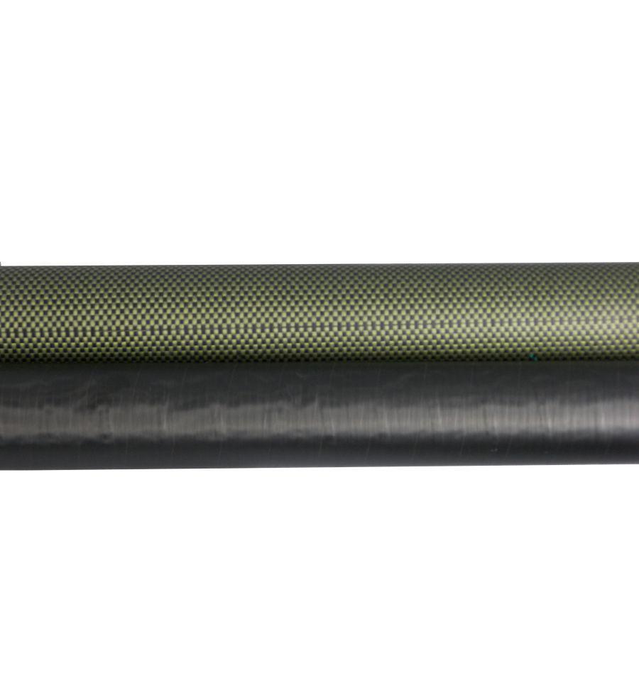Mat de windsurf Dynafiber RDM 60% carbone S18 Matt Black