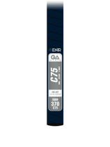 Mât de windsurf GAASTRA 75 % CARBON RDM  2018