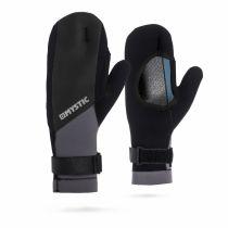 Mouffles néoprène Mystic MSTC Glove Open Palm 1.5mm Black Hiver 2017/18
