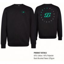 NORTH FLASH CREW SWEAT