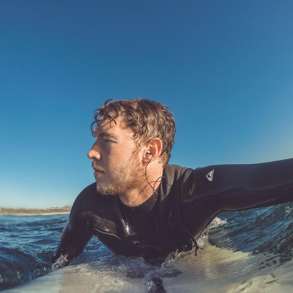Northcore Surfshields Surfers Bouchons D\'Oreilles V2