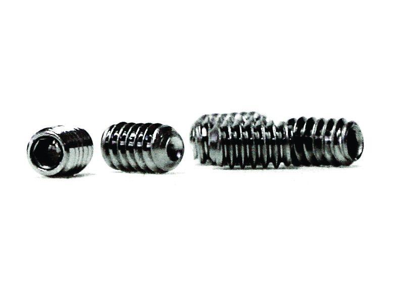 Pack de vis FCS stainless Steel Screws of 12