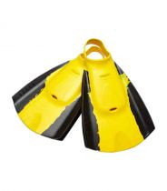 Palmes de bodyboard Hydro Tech Fins Black/Yellow