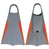 Palmes de bodyboard ORCA Grey Orange