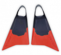 Palmes de bodyboard Pride The Vulcan II S20 (L-GREY/RED)