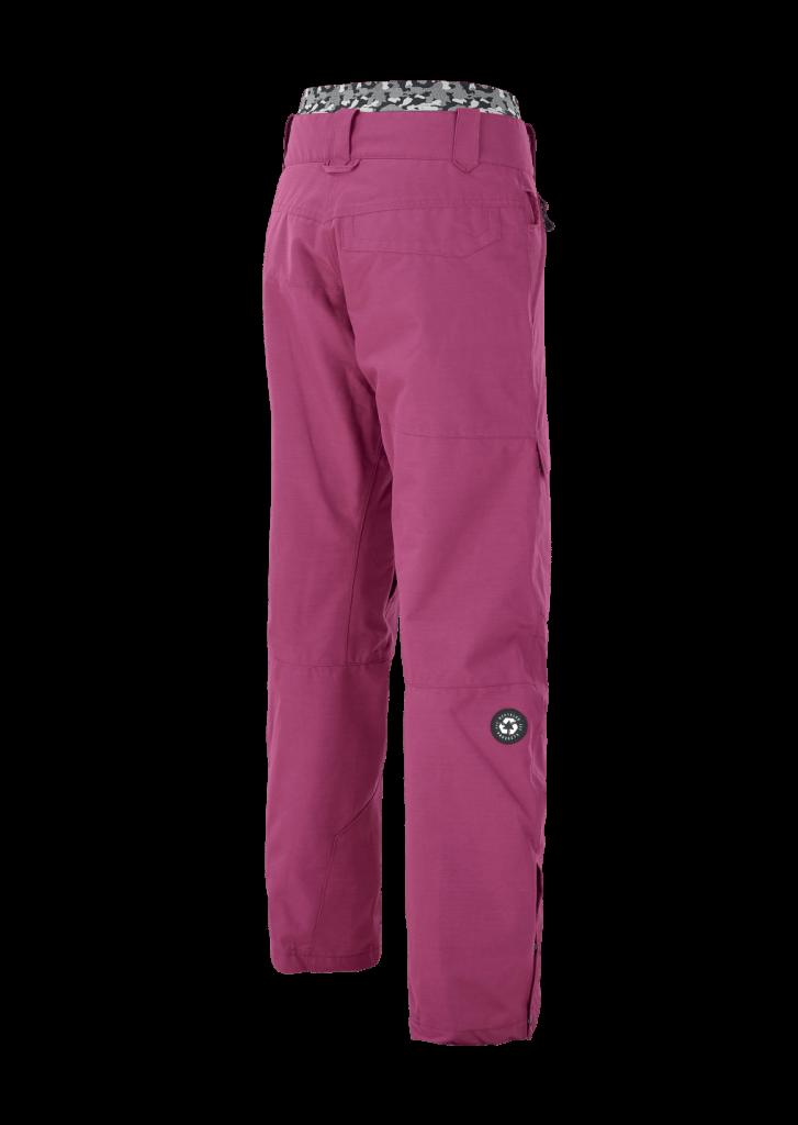 Pantalon de Ski Femme Picture Week End Raspberry
