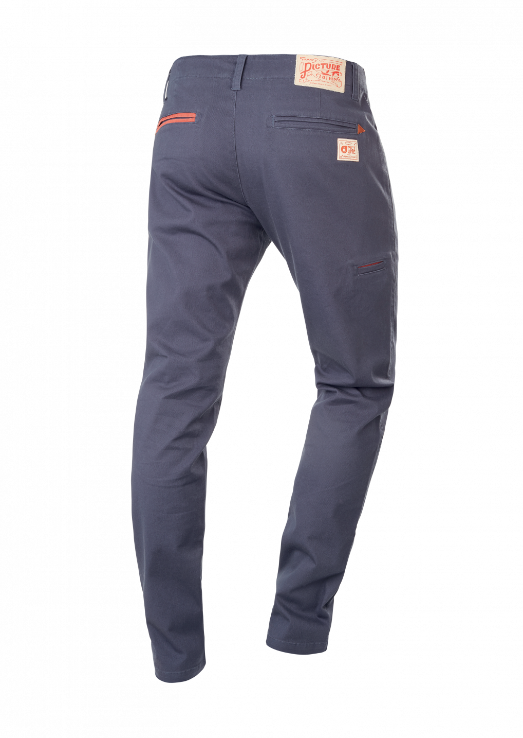 Pantalon Picture Feodor Dark Blue
