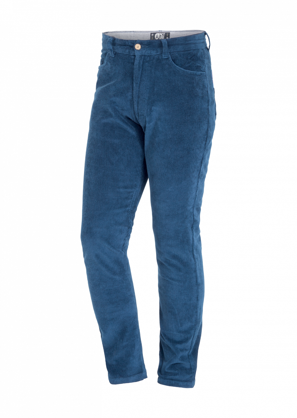 Pantalon Velours Picture Atkin Dark Blue