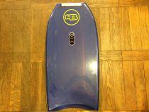 Planche de Bodyboard HB Epic Tech PE Bleu Foncé/ Jaune.