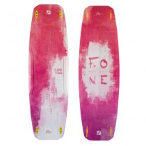 Planche de kitesurf Twintip F-One 2019 Trax ESL (Inclus 4x Unibox fins 50mm)
