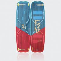 Planche de Kitesurf WTF F\'One 2018 with fins