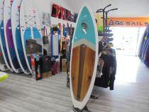 Planche de surf Surfactory 6\'7  Fish wood