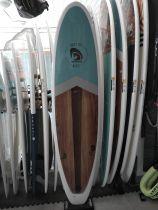 Planche de surf surfactory 7\'4 wood