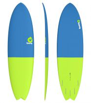"""planche de surf Torq fish 6\'6\"""""""