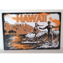 PLAQUE HAWAII OLD SCHOOL