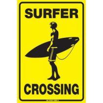 PLAQUE SURFER CROSSING