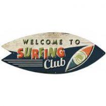 PLAQUE SURFING CLUB
