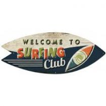 PLAQUE SURFING CLUB