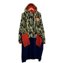 Poncho ALL IN manches longues