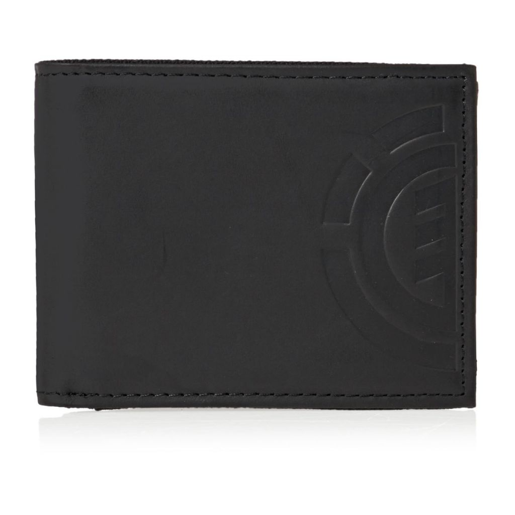 Porte Feuille Element DAILY ELITE WALLET Black
