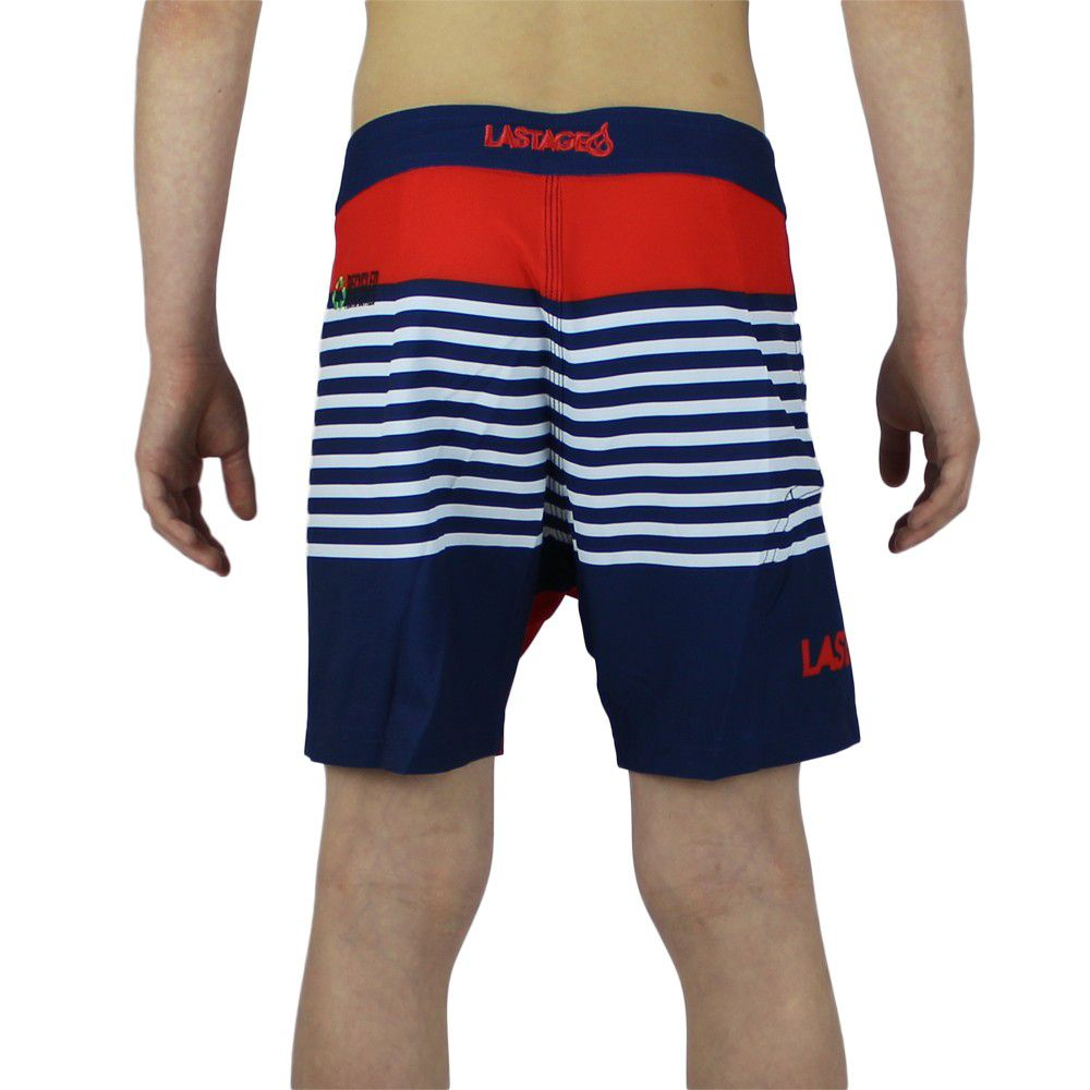Short de bain ou boardshort Lastage Fisherman