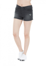 Short Femme Picture Organic COSI S18 Black Denim