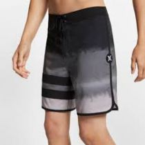 SHORT HURLEY PHANTOM BP FEVER BLACK