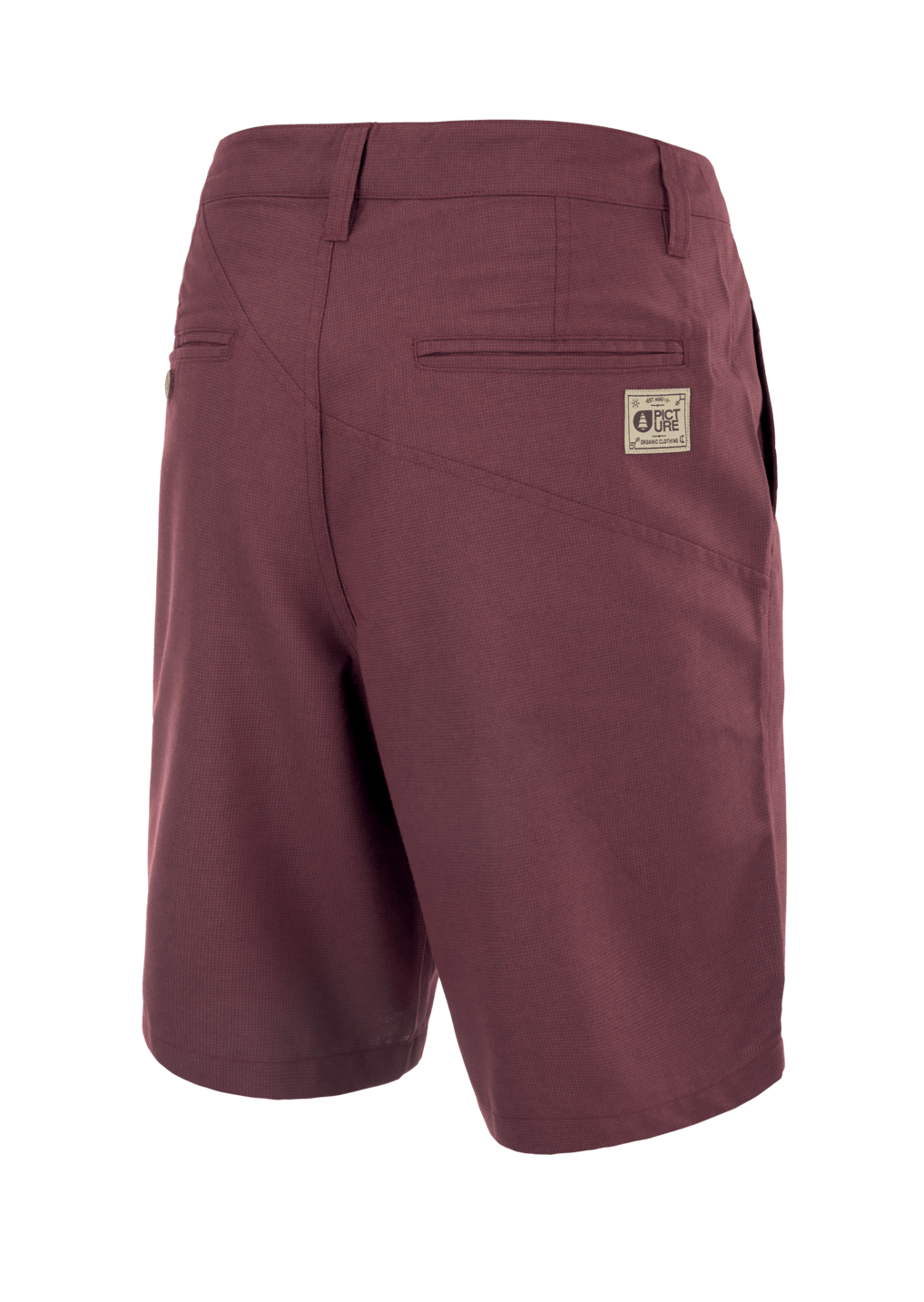 Short Picture Noas Burgundy