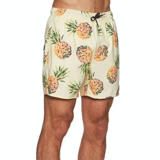 Short Volley Caicos Washed Yellow