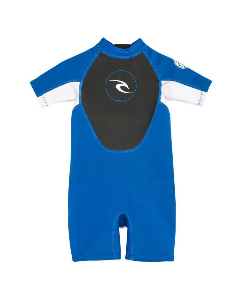 Shorty néoprène enfant Rip Curl  Dawn Patrol  S/SL SPRING Blue